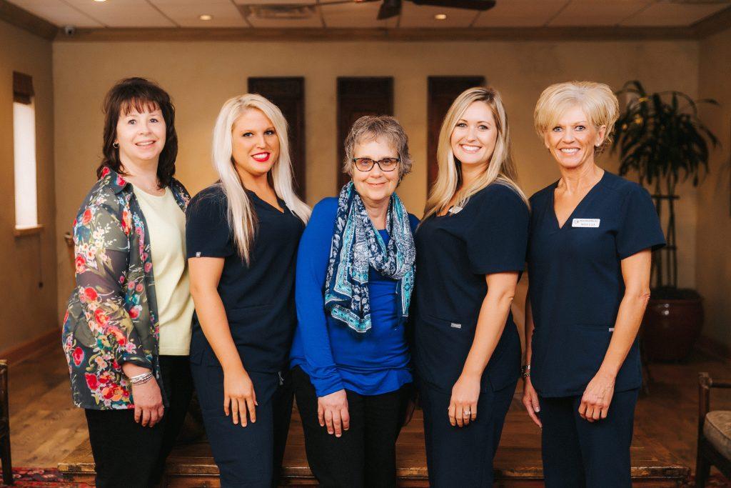 Oklahoma Retina, PLLC – Staff