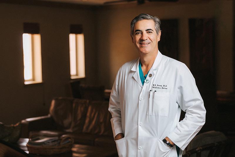 Dr Srouji - Oklahoma Retina